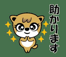 My Dog , Pochi sticker #15739591