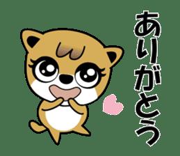 My Dog , Pochi sticker #15739592