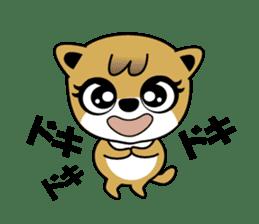 My Dog , Pochi sticker #15739597