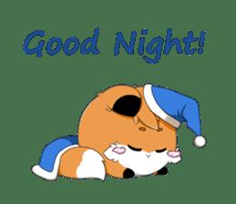 kawaiiNihongo - Fox Stickers sticker #15745957