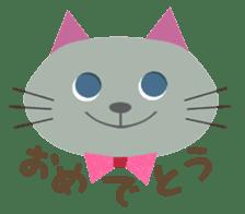 Cats & Kids sticker #15747333