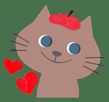Cats & Kids sticker #15747342