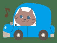 Cats & Kids sticker #15747347