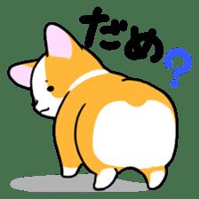 Question Corgi sticker #15771292