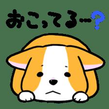 Question Corgi sticker #15771293