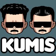 สติ๊กเกอร์ไลน์ Mr. Kumis Chibi Edition