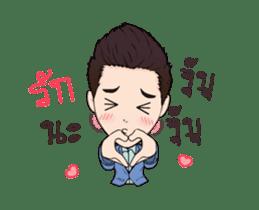 BossM V.2 sticker #15776661