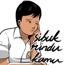 Dilan Milea Sticker Chat sticker #15781443