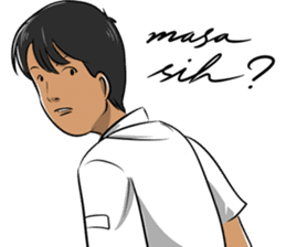Dilan Milea Sticker Chat sticker #15781455