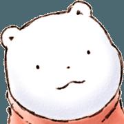 สติ๊กเกอร์ไลน์ Fuwa Fuwa no Kuma/Daily greeting