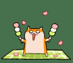 KUSOHAMU (SPRING) sticker #15798944