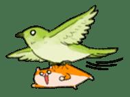 KUSOHAMU (SPRING) sticker #15798954