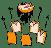 KUSOHAMU (SPRING) sticker #15798957