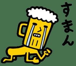 BEER SAN sticker #15802489