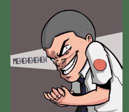 Si Kadir sticker #15806399