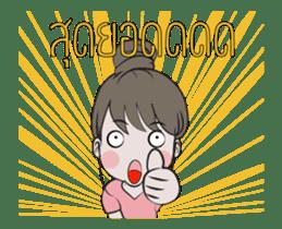 Namo ++ sticker #15808258