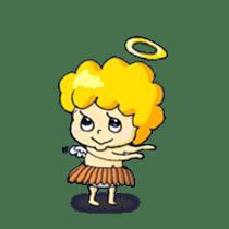 messenger of a god Angel silent ver. sticker #15826422