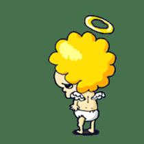 messenger of a god Angel silent ver. sticker #15826436