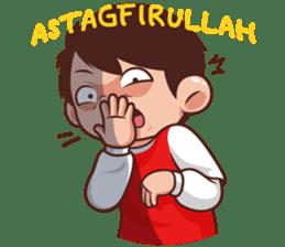 Taqwa Kids Sticker sticker #15829630