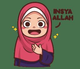 Taqwa Kids Sticker sticker #15829631