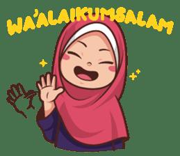 Taqwa Kids Sticker sticker #15829632