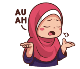 Taqwa Kids Sticker sticker #15829646