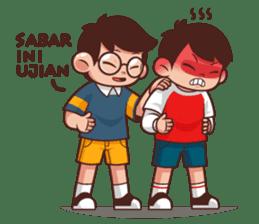 Taqwa Kids Sticker sticker #15829657