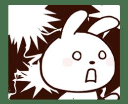 Cute Rabbit(Animated) sticker #15836264
