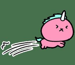 Pastel's unicorn sticker #15837044