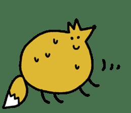 Fox's Tokki sticker #15847548