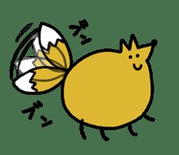 Fox's Tokki sticker #15847554