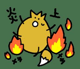 Fox's Tokki sticker #15847560