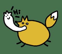 Fox's Tokki sticker #15847562