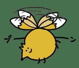 Fox's Tokki sticker #15847565