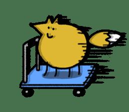 Fox's Tokki sticker #15847568