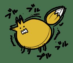 Fox's Tokki sticker #15847577