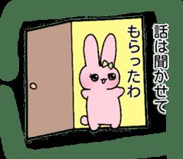 Usako's Otome tin sticker sticker #15850411
