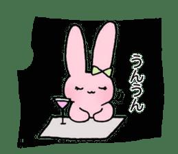 Usako's Otome tin sticker sticker #15850417