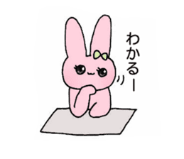 Usako's Otome tin sticker sticker #15850418