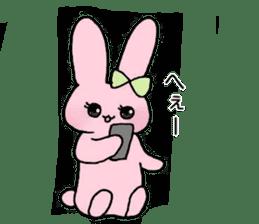 Usako's Otome tin sticker sticker #15850419