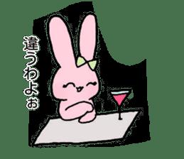 Usako's Otome tin sticker sticker #15850421