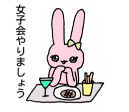 Usako's Otome tin sticker sticker #15850429