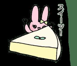 Usako's Otome tin sticker sticker #15850431
