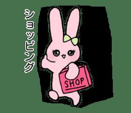 Usako's Otome tin sticker sticker #15850432