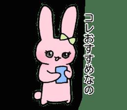 Usako's Otome tin sticker sticker #15850435