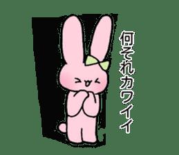 Usako's Otome tin sticker sticker #15850437