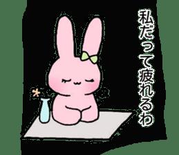 Usako's Otome tin sticker sticker #15850441