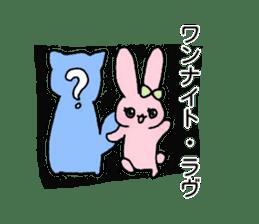 Usako's Otome tin sticker sticker #15850445