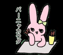 Usako's Otome tin sticker sticker #15850446