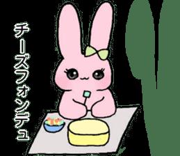 Usako's Otome tin sticker sticker #15850447